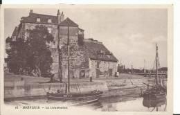 14 - CALVADOS - NORMANDIE - HONFLEUR -   La Lieutenance Et Le Port - Honfleur