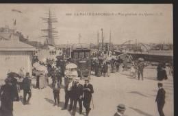 CPA : La Palice-Rochelle : Vue Générale Des Quais - France