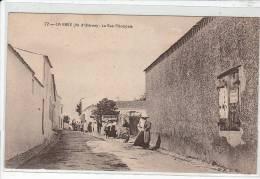 LA BREE - Très Bon état - Autres Communes