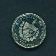 CUBA  -  1996  10 Centavos  Circulated As Scan - Cuba