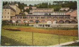 2  Cartes  Postales   Asile De  La  Cellette  (  Environs   De  Bourg- Lastic ) - Sin Clasificación
