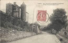 BAGNOLS LES BAINS . Environ De Bagnols, Ancien Prieure De St Jean - Le Bleymard