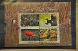 H 118 ++ GUYANA 2012 ++ BIRDS VOGELS OISEAUX ++ POSTFRIS MNH ** - Guyana (1966-...)