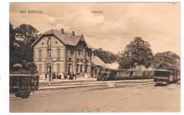 D3310   BAD REHBURG : Bahnhof - Nienburg