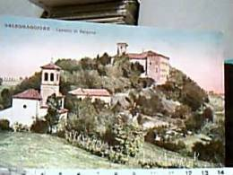 SALSOMAGGIORE TERME - CASTELLO DI BARGONE N1930 EA9133 - Parma