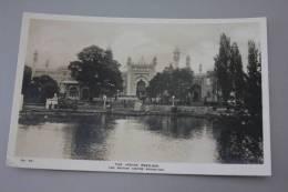 British Empire Exposition, Indian Pavilion - Exhibitions