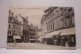 COMPIEGNE-la Place Du Change - Compiegne