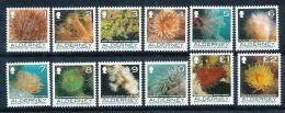 ALDERNEY Mi.Nr. 286-297 Korallen - MNH - Alderney