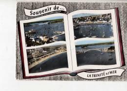 Souvenir De La Trinité Sur Mer - Port - Plage - Camping- Pont De Kerisper - La Trinite Sur Mer