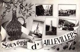 SOUVENIRS D´ AILLEVILLERS 70 - Francia