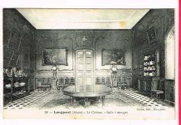 LONGPONT ( Aisne ) 2 Cartes...Le Château ..... - France