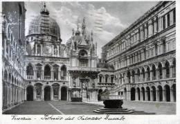 """Bellissima   Cartolina  D'epoca       """"  Venezia - Interno Del Palazzo Ducale    """" - Venezia"""