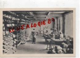 87 - LIMOGES  - PORCELAINE FAIENCE-  ATELIER DE RETOUCHE - N° IX - Limoges