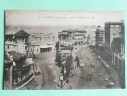 BIARRITZ - Avenue Edourd VII - Biarritz