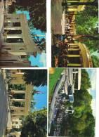 Fiuggi Fonte-4 Cartoline - Italia