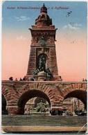 KYFFHÄUSER  Kaiser-Wilhelm-Denkmal  1928 - Kyffhaeuser