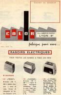 CALOR - Place Ambroise-Courtois - Lyon 8e - Rasoir - Fer - Radiateur - Et Tout Petit Electro-ménager - Publicités