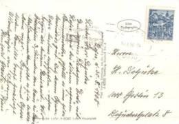 Österreich / Austria - Karte Echt Gelaufen / Card Used  (l 736) - 1945-.... 2nd Republic