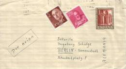 Spanien / Spain - Umschlag Echt Gelaufen / Cover Used  (l 742) - 1931-Heute: 2. Rep. - ... Juan Carlos I