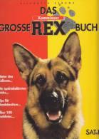 Kommissar REX, Das Grosse REX-Buch Von Elisabeth Strunz, Zürich 1995, 96 Seiten, Zahlreiche Abb., Schäferhund - Theater & Scripts