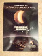 Parmigiano Reggiano Food Cheese Carte Postale - Publicité
