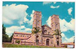PO5123# UGANDA - KAMPALA - CATTEDRALE RUBAGA ROMAN CATHOLIC  VG 1965 - Uganda