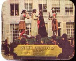 STELLA ARTOIS  Sous-Bock /  Folklore / Procession Des Pénitents / 8 VEURNE / NEUF - Sous-bocks