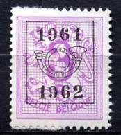 BE  PO 713   XX   --- - Typo Precancels 1951-80 (Figure On Lion)