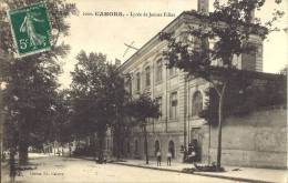 46 - CAHORS - Lot - Lycée De Jeunes Filles - Cahors