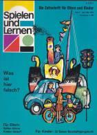 Spielen Und Lernen, Heft 2 April/Mai 1969, Zeitschrift Für Eltern Und Kinder - Libros, Revistas, Cómics