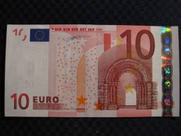 10 € G003 V0208 Duisenberg A-UNC RAR - 10 Euro