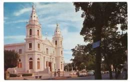 """PUERTO RICO - AK139771 Ponce - Catholic Cathedral - """"Nuestra Senora De La Guadalupe"""" - Puerto Rico"""