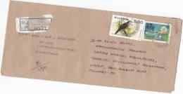 Registered MOUNT LAVINIA SRI LANKA  To UNDP UNITED NATIONS COVER Un Stamps - Sri Lanka (Ceylon) (1948-...)