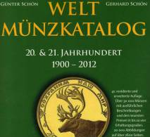 Schön Weltmünzkatalog 2013 Neu 50€ Münzen 20/21. Jahrhundert A-Z Coins Of The World Europa Amerika Afrika Asien Oceanien - Literatur & Software