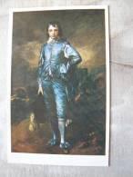 Huntington Library And Art Gallery -San Marino  California - Thomas Gainsborough  The Blue Boy    D85928 - Schilderijen