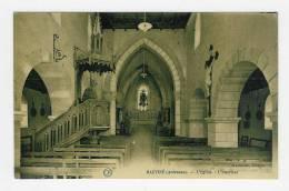 HAUVINE - L'Eglise - Intérieur - France
