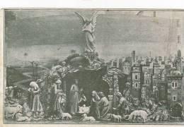 E4- Natale 1924 - Nuovo Presepe Per La Collegiata Di Arco (Trento) F.p. Non Viaggiata - Trento