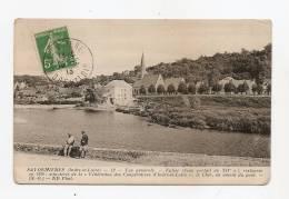 CPA CPSM Indre Et Loire 37 - Savonnières - Vue Générale église Et Minoterie De La Fédération... - Tours