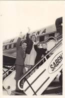 FOTO SABENA 1960 - Cartes Postales