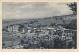 E14- Bagni Di Chianciano (Siena) Pubblicitaria Albergo Acquasanta - F.p. Viaggiata 1935 - Siena