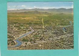 CPSM -  AFGHANISTAN -  KABUL CAPITAL OF AFGHANISTAN - Vue Générale  écrite 1970 - Afghanistan