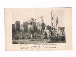 BOEZINGE / BOESINGHE - Ruines De L'Eglise / Ruins Of The Church - Edit. Dehaeck, Rousbrugge / Visé Paris 2313 - Ieper