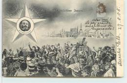 ESPERANTO  - Zamenhof, Carte Illustrée. - Esperanto