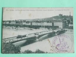 LYON - Le Pont MORAND - Lyon