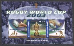 Australien / Australia - Block 51 Gestempelt (r701) - Rugby