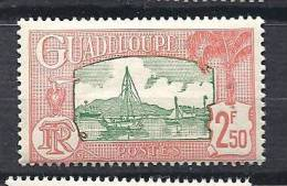 GUADELOUPE  N� 157  NEUF** LUXE