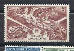 GUADELOUPE AERIEN N� 6  NEUF** LUXE