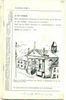Borgerhout - Heemkundig Handboekje 1971-72 - Kapel Van O.-L.-Vrouw Van Victorie Te Borgerhout Na De Verbouwing Van 1833 - Histoire