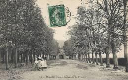 Somme- Montdidier -Esplanade Du Prieuré. - Montdidier