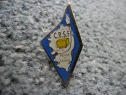 PIN´S CORSE @ SRSF @ POSTE De Corse - Postes